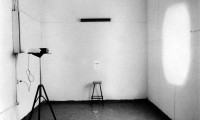 Empty Room 1983 detail