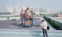 PFC06 Man checks pocket Macau, printed 2011, 1100 x 1100 mm archival digital print, ed 10