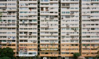 PFC05 New Hopes Construction, Hong Kong, printed 2011, 1100 x 1100 mm archival digital print, ed 10