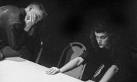 Stolen Time 1986, Reto Oechslin and Angela Zivkovics performing
