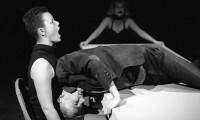 Stolen Time 1986, performance, Table scene, Sarah Blacklock