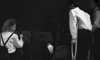 Telling 1986, Performance Space Sydney (orchestra moves into position)